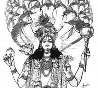 Avatar_of_Lord_Vishnu_by_nairarun15