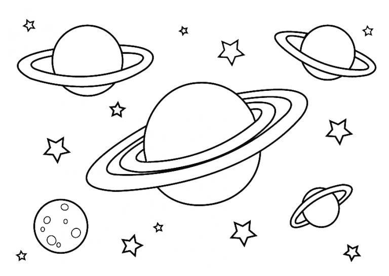 rækkefølgen af planeter